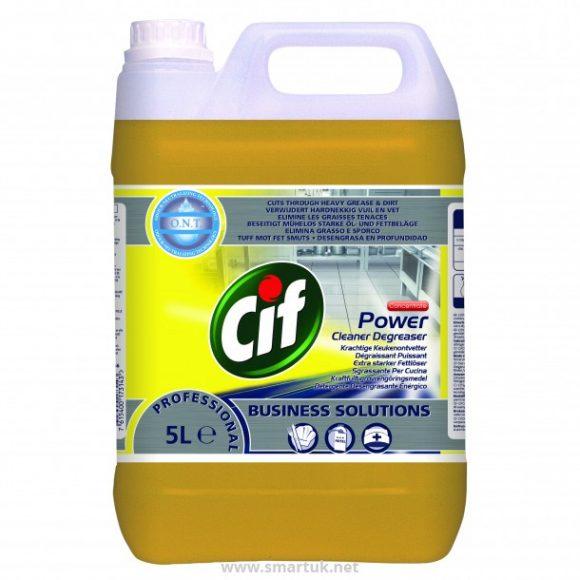 CIF POWER CLEANER DEGRESER 5 LITRI