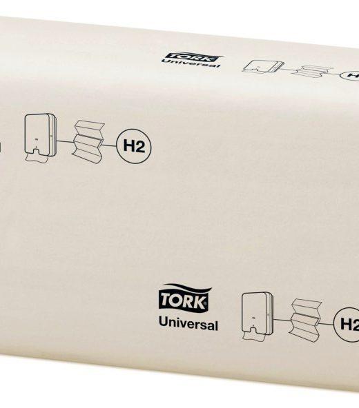 TORK UNIVERSAL H2 PROSOP INTERFOLD, 237B, 2 PL