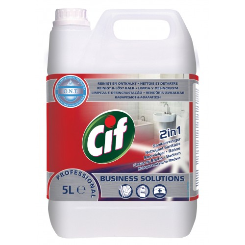 CIF 2 IN 1 BAIE 5 LITRI